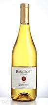 Bancroft Cellars 2015  Chardonnay