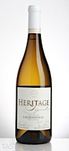 Heritage Vineyards 2014 Estate Reserve Barrel Fermented Chardonnay