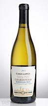 Casa Larga 2014 American Oak Barrel Fermented Chardonnay