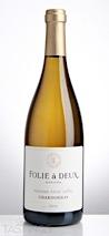 Folie à Deux 2014  Chardonnay