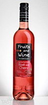 Moncigale NV Fruits & Wine Rosé and Cherry Fruit Wine France