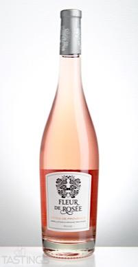 fleur de rosee 2016 rose cotes de provence france wine review