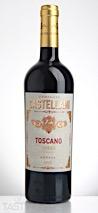 Famiglia Castellani 2015  Toscana Rosso