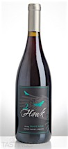2Hawk 2015 Pinot Noir, Rogue Valley