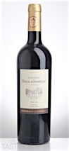 Chateau du Ballandreau 2014 Cuvee Excellence Red Blend Bordeaux Supèrieur
