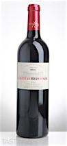 Château Berthenon 2015 Cuvée Henri Red Blend Blaye Côtes de Bordeaux