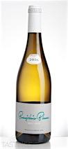 Signature de Bel-Air 2016  Beaujolais Blanc