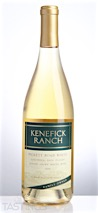 Kenefick Ranch 2015 Estate Grown Pickett Road White Calistoga