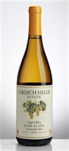 Grgich Hills 2014 Fume Blanc Estate Grown Sauvignon Blanc