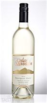 Cedar Mountain 2016 Ghielmetti Vineyard Sauvignon Blanc