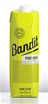 Bandit NV  Pinot Grigio