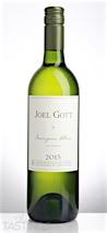 Joel Gott 2015  Sauvignon Blanc