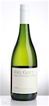 Joel Gott 2015 Pinot Gris, Willamette Valley