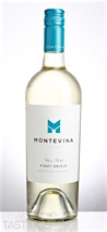 Montevina 2015 Glass Falls Pinot Grigio