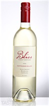 Bliss Family Vineyards 2016 Estate Bottled Sauvignon Blanc
