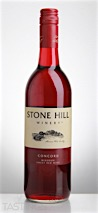Stone Hill NV Sweet Red Wine Concord