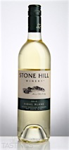 Stone Hill 2015 Estate Bottled, Vidal Blanc, Hermann