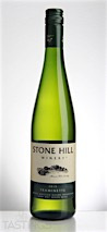 Stone Hill 2015 Estate Bottled, Traminette, Ozark Mountain