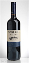 Stone Hill 2014 Estate Bottled Red Wine, Norton, Hermann