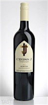 Cross J Vineyards 2013 Estate Bottled Red Wine Norton