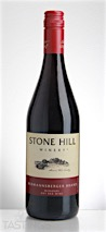 Stone Hill NV Hermannsberger Brand Red Blend Missouri