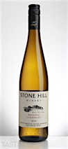 Stone Hill 2015 Estate Bottled Reserve Vignoles
