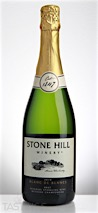 Stone Hill 2010 Blanc de Blanc Methode Champenoise Missouri