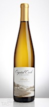 Crystal Creek 2015  Riesling