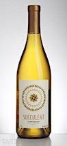 Succulent Vineyards 2015  Chardonnay