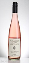 Alexander Valley Vineyards 2016 Dry Rosé of Sangiovese Sonoma County