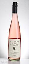 Alexander Valley Vineyards 2016 Dry Rosé of Sangiovese Sonoma County