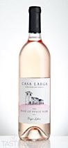 Casa Larga 2016 Rosé of Pinot Noir Finger Lakes