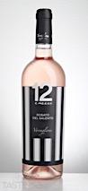 12 e Mezzo 2016 Rosé Rosato del Salento