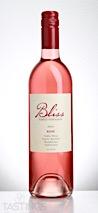 Bliss Family Vineyards 2016 Rosé Estate Bottled Mendocino