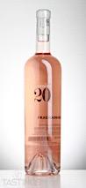 Numero 20 NV Rosé Coteaux dAix en Provence