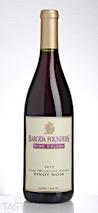 Baroda Founders 2013  Pinot Noir