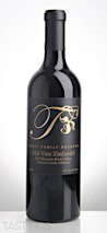 Tonti Family Wines 2014 Old Vine Reserve, Zinfandel, Russian River Valley
