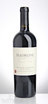 Madrone Estate 2012 Old Vine Stewart Family Reserve Zinfandel