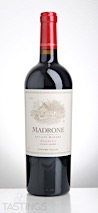 Madrone Estate 2013 Estate Grown Barbera
