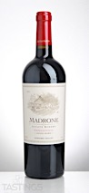 Madrone Estate 2014 Estate Grown, Sangiovese, Sonoma Valley
