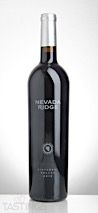 Nevada Ridge 2014  Zinfandel