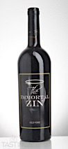 Peirano 2014 The Immortal Old Vine Zinfandel