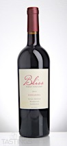 Bliss Family Vineyards 2014 Estate Bottled Zinfandel