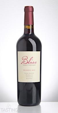 Bliss Family Vineyards