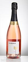 El Miracle NV Brut Rosé Cava