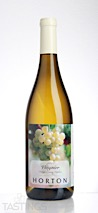 Horton 2016 Viognier, Orange County, Virginia
