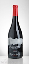 Rock Wall 2014 Papas Syrah