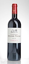 Chateau Grand Tayac 2014  Margaux