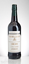 Savory & James NV Deluxe Quality Cream Sherry Jerez