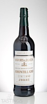 Savory & James NV Deluxe Medium Amontillado Sherry, Jerez